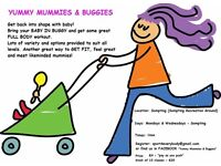 Buggy classes for postnatal mummies