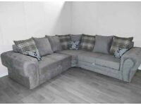 BRAND NEW VERONA CORNER SOFA AVAILABLE IN 3+2 SOFA SET AS WELL
