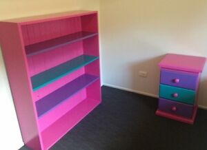 Funky Girls Bedroom Package (Need gone before weekend 18th/19th) Kallangur Pine Rivers Area Preview