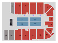Deacon Blue Tickets - Edinburgh Castle - 22nd July 2017 - Gig Sold out