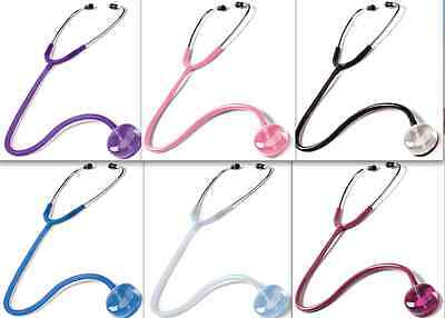 Prestige Medical Clear Sound Stethoscope 4 Colors To Choose From