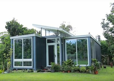 2bd1bth Shipping Container Home 3 Car Garage 1560 Sq Ft Seller Financing