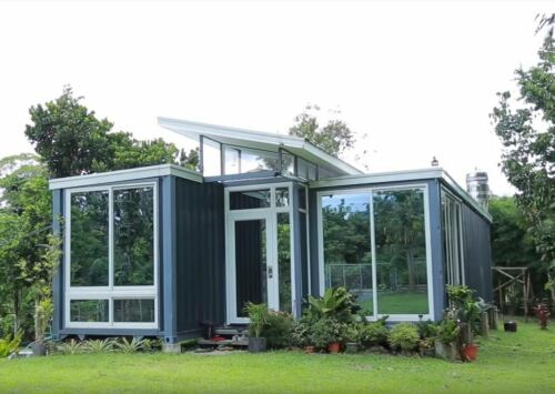 2Bd/1Bth Shipping Container Home 960 sq ft Financing Available!