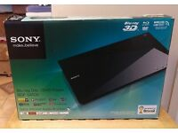 Sony BDP-S4100 Smart 3D Full HD Blu-Ray Disc Player *BOXED* - FREE P&P