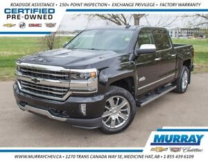 2017 Chevrolet Silverado 1500 High Country w/3LZ *Leather *NAV *