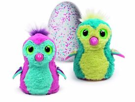 Hatchimals Pengualas Teal Egg MUST HAVE XMAS TOY will post to UK for £6 p&p