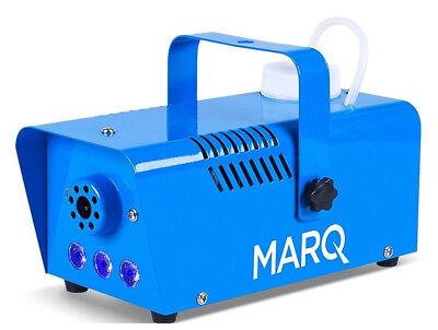 Nebelmaschine Pyro-Licht-Effekt 400W mit Kabel-FB - BLau Nebelgerät - 400w Nebel Maschine
