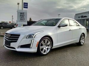 2015 Cadillac CTS Sedan 2.0L Turbo Premium AWD *Nav* *Collision