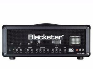 Tube amp 50 w Serie one Blackstar