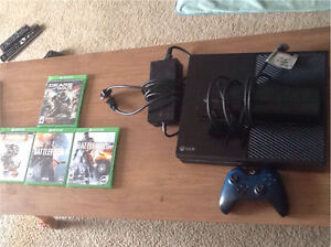 Xbox one bundle $400 or best offer