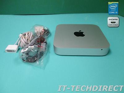 APPLE A1347 MC815LL/A 2011 Mac Mini 5.1 Core i5 2.30Ghz 4GB 500GB - HDMI