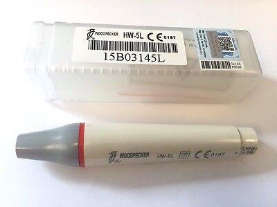 Woodpecker Dental Led Light Ultrasonic Scaler Handpiece Hw-5l Uds Led Scaler Usa