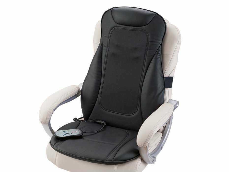 INeed Shiatsu Seat Topper with Heat