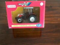A STEYR 375 KOMPAKT TRACTOR SCALE 1.32 BOXED 2006