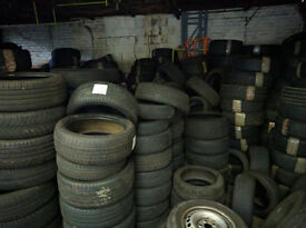 *** Part Worn Tyres For Sale ***