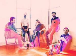 2 x FLEET FOXES SEATING TICKETS SAT 27th MAY SYDNEY OPERA HOUSE Sydney City Inner Sydney Preview