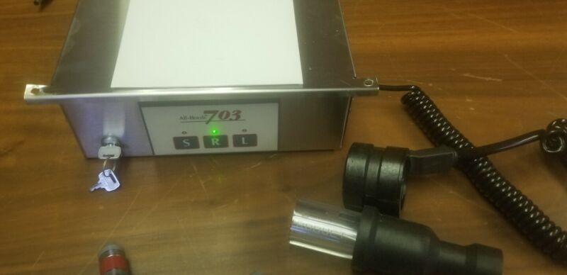 Berg Liquor Dispenser model 703 system