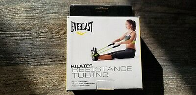 EVERLAST Pilates Resistance Tubing W/Handle