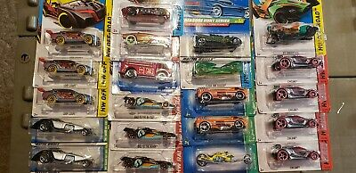 Hot Wheels Treasure Hunt Lot Of 21