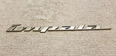 """2000-2005 Chevrolet Impala Door Side Emblem Badge Logo OEM Gold 15"""""""