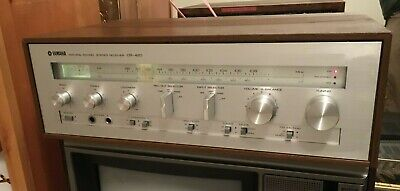 Yamaha CR-420 Stereo Receiver Excellent Condition Tested & Working