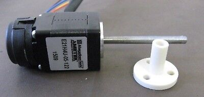 Ametek Haydon Kerk Stepper Motor Linear Actuator 0.00006 Step 1.5 Long Shaft