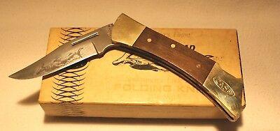 Vintage Case XX Hammerhead Sportman Lock Blade P159 LSSP