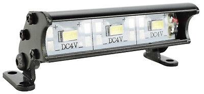 Apex Rc Products 3 Led 55Mm Aluminum Light Bar   Traxxas 1 16   Ecx Amp  9040