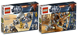 LEGO Star Wars Combo Pack  (#9490+#9491)