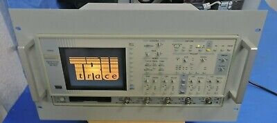 Gould Classic 6000 Digital Storage Oscilloscope 200 Mhz With Rack Mount Bracket
