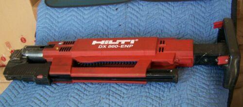 HILTI DX-860- ENP STEEL DECKING POWDER ACTUATED NAILER