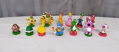 Super Mario Chess Collectors Edition Selection Of Replacement Pieces You Choose