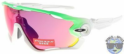 Oakley Jawbreaker Sunglasses OO9290-15 Green Fade Edition | Prizm Road | NIB