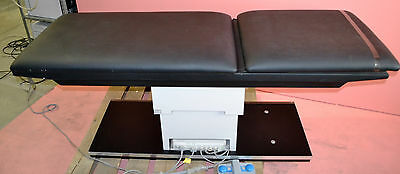 Hausmann 47404750 Powermatic Flat Top Medical Table With Foot Control