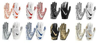 BRAND NEW Nike Vapor Jet 5.0 Receiver Gloves - ADULT & YOUTH SIZES, COLORS Adult Football Gloves