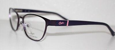 CANDIES CA0119 082 PURPLE New Cats Eye Optical Eyeglass Frame For Women