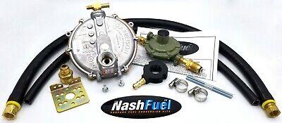 Tri-fuel Propane Natural Gas Generator Conversion Briggs 030426 8000 Watt 420cc