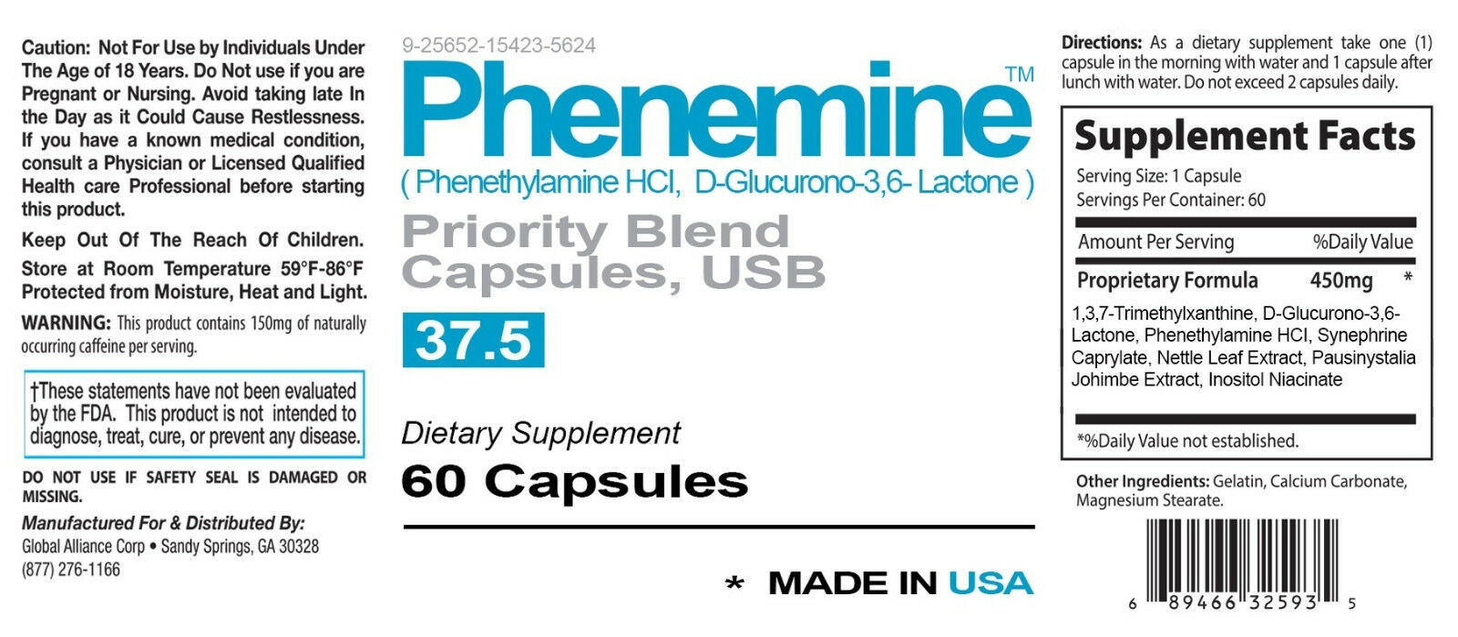 2 CT Phenemine Slimming Nano-Technology Adipex P 37.5 Results Best Diet Pills 2