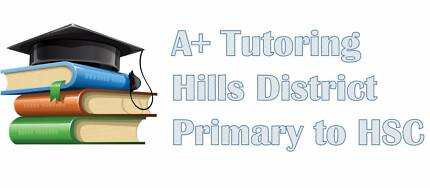 Tutoring in the Hills District - Primary & HSC West Pennant Hills The Hills District Preview