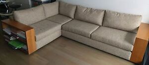 Five seater sofa South Yarra Stonnington Area Preview