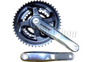 Shimano Tourney FCM131 MTB Bike Cranks 42 NO Chainguard