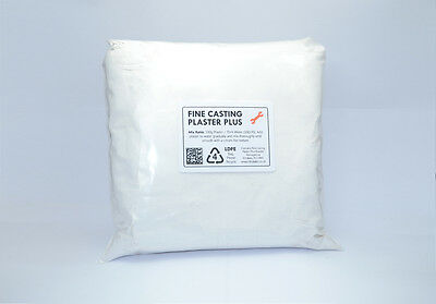 PLASTER OF PARIS - Fine Casting Plaster Plus