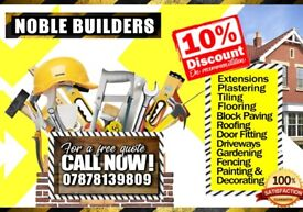 Building Services, Extension, Loft Conversions, Chimney Removal, Renovations and Refurbishments