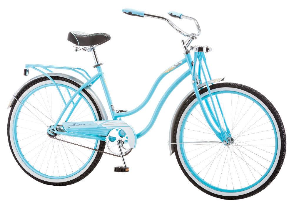 Schwinn Sheba Women's Cruiser Bike, Light Blue