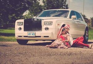 GTAs Newest White Rolls Royce Phantom Limo Limousine Wedding City of Toronto Toronto (GTA) image 3
