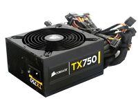 Corsair TX750 Enthusiast Series power supply