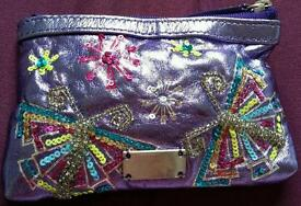 Matthew Williamson Butterfly coin purse