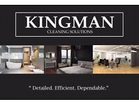 Kingman Property Solutions - Commercial and Domestic Cleaning and Maintenance in London