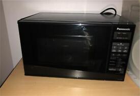 Panasonic NN-E281BMBPQ Solo Microwave Black