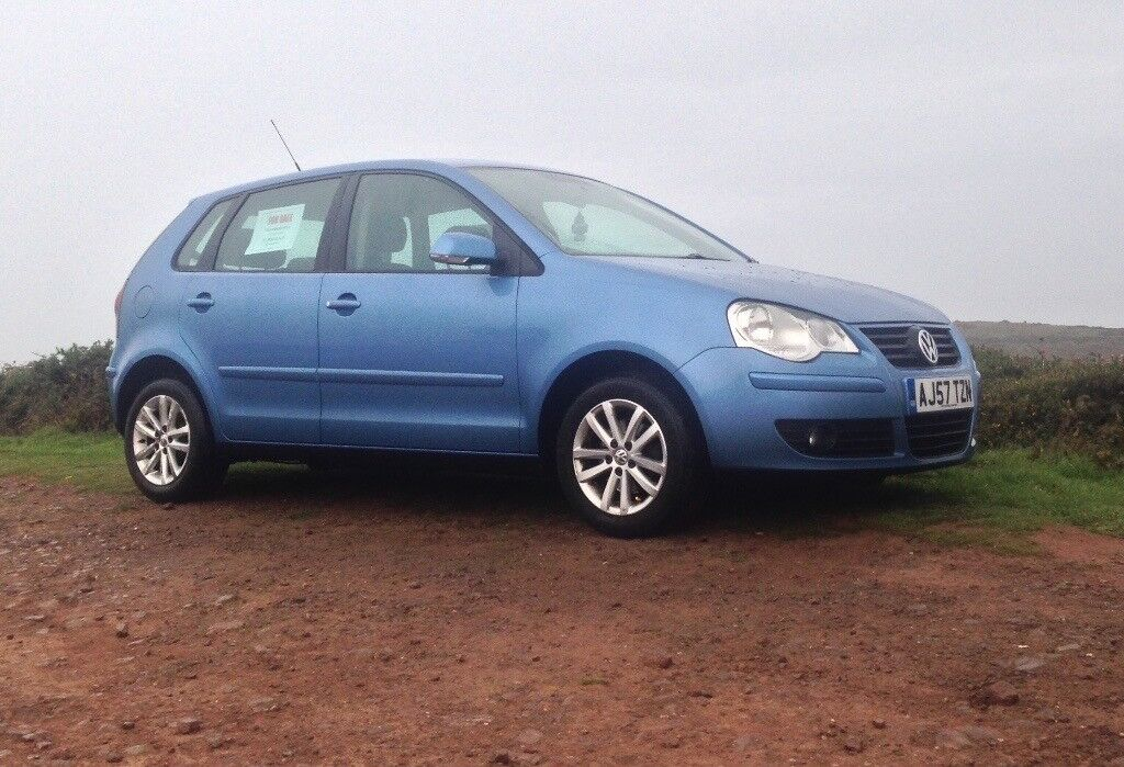 VOLKSWAGEN POLO 1.2 S (70PS) 5D *VERY GOOD CONDITION* *GREAT RUNNER*